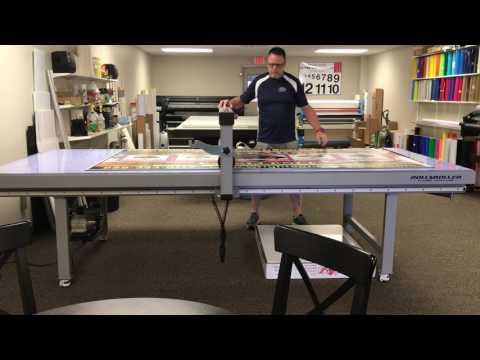 Rollsroller Entry laminating table