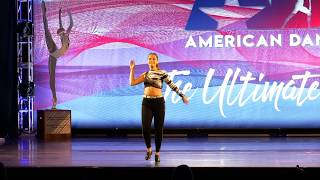 2019 American Dance Awards - Taedra - NH School of Ballet