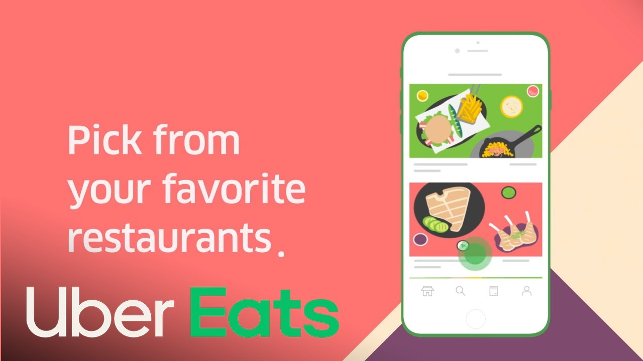 How Uber Eats Works | Uber Eats