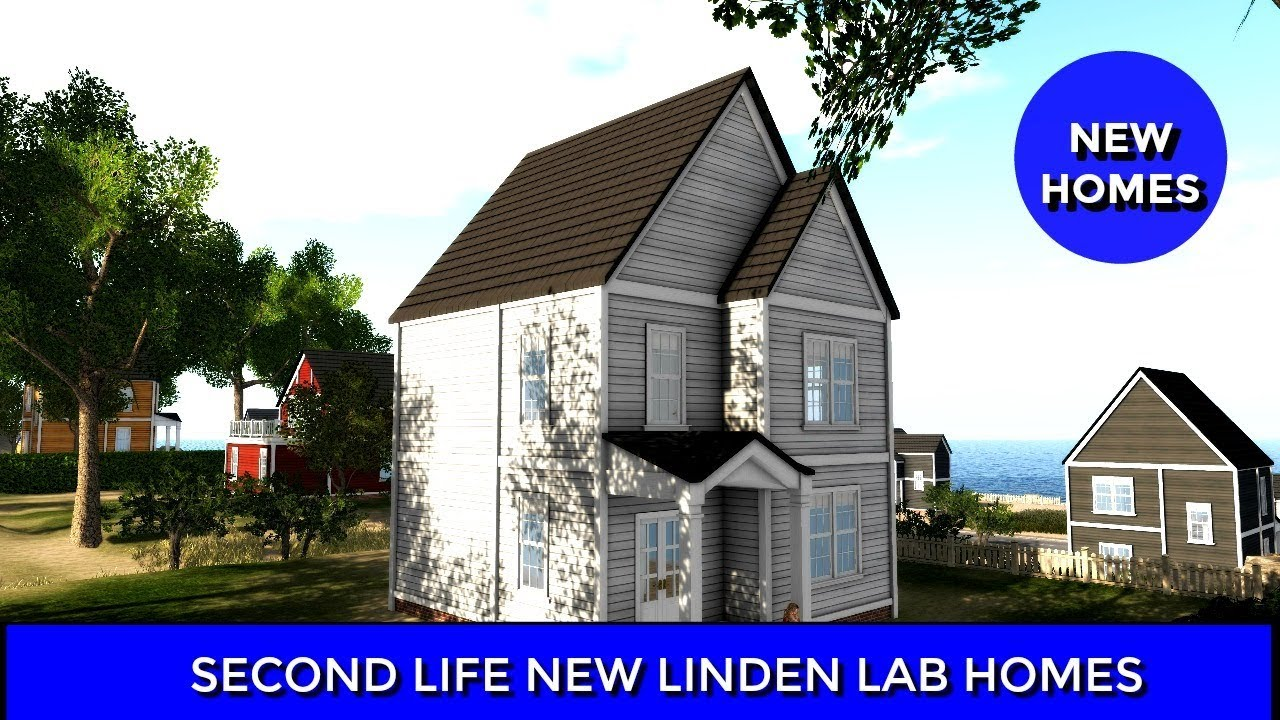 NEW homes for premium members| SECOND LIFE