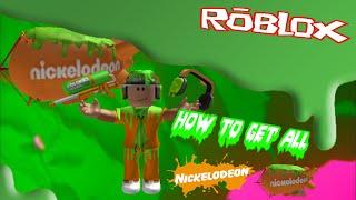 Cómo obtener todo El Nickelodeon Blimp EVENTO DE ROBLOX Premios Kids Choice