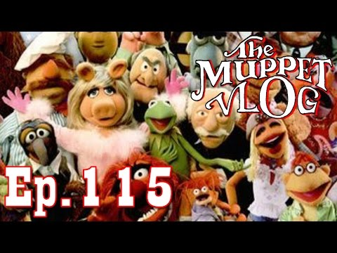 The Muppet Show Ep. 115: Chris Langham - The Muppet Vlog