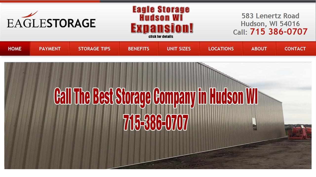 Genial Hudson Temp Controlled Storage   Eagle Storage Hudson WI