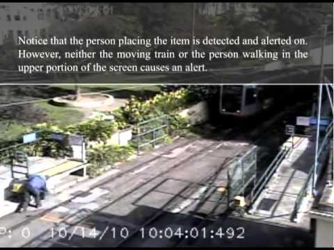 BRS Labs AISight Behavior Alert Examples - YouTube