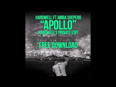 Hardwell ft. Amba Shepherd - Apollo (Hardwell's Private Edit)