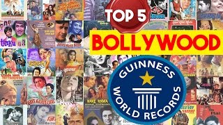 Top 5- Bollywood Guinness World Records | SIMBLY CHUMMA #147