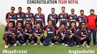 Congratulation Nepal Cricket Team | RAGHAV TEAM
