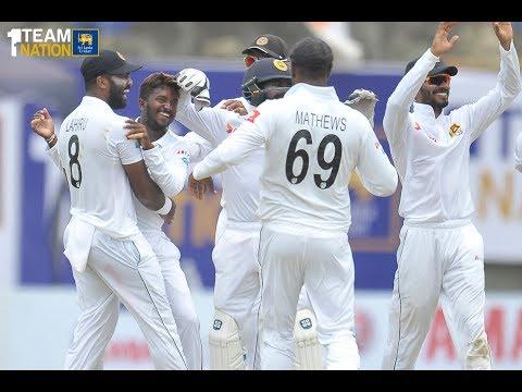 Day 01 | Sri Lanka vs New Zealand 1st Test | Highlights
