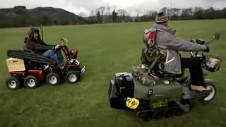 Download Mobility Scooter Off Road | Top Gear | BBC Mp3 and Videos