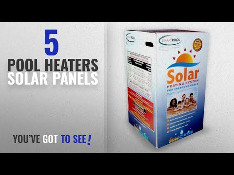 Pool Heaters Solar Panels Best Sellers [ Winter 2018 ]: Smartpool S601P SunHeater Solar Heating