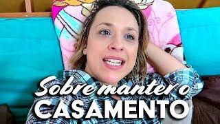 ROMANCE NO CASAMENTO EXISTE? Tiago e Gabi - 856