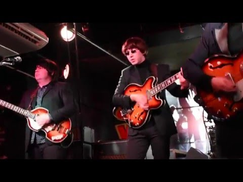 THE CAVERN CLUB BEATLES - November 28, 2015 at The Cavern Club