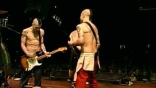 Red Hot Chili Peppers - Right On Time - Live Off The Map [HD]