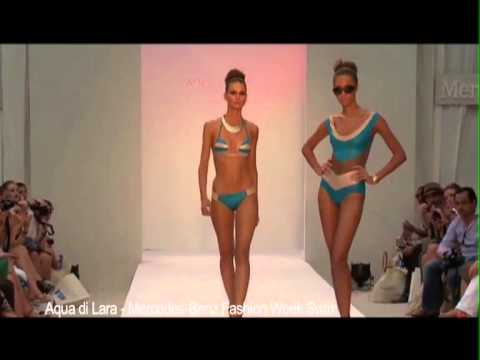Aqua di Lara  Mercedes-Benz Fashion Week Swim 2013