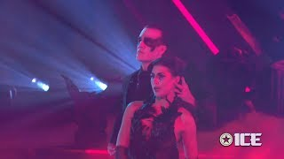 DWTS 28 - James Van Der Beek & Emma Halloween Performance | LIVE 10-28-19