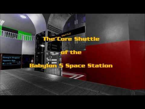 Core Shuttle Babylon 5
