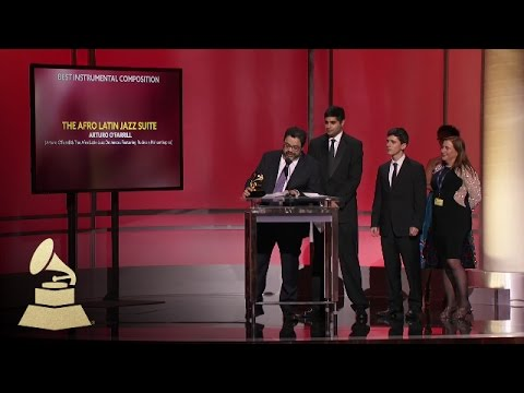 Arturo O'Farrill | Best Instrumental Composition | 58th GRAMMYs
