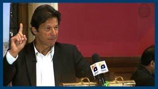 Advice on Leadership | Imran Khan | Oxford Union