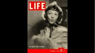 Mary Martin - Never Never Land, Peter Pan, Original Studio Recording