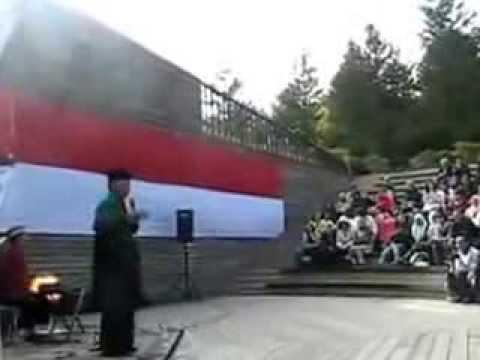 ceramah kang ibing di korea selatan