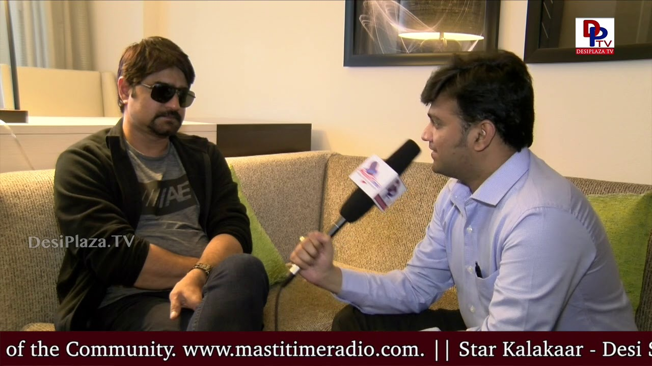 """I acted as dup for Nagarjuna in that movie"" - Hero Srikanth Interview on DesiplazaTV 