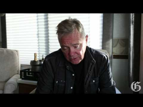 Interview with Bernard Sumner of New Order at Osheaga
