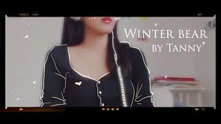 BTS V - Winter bear 🐻   LIVE COVER