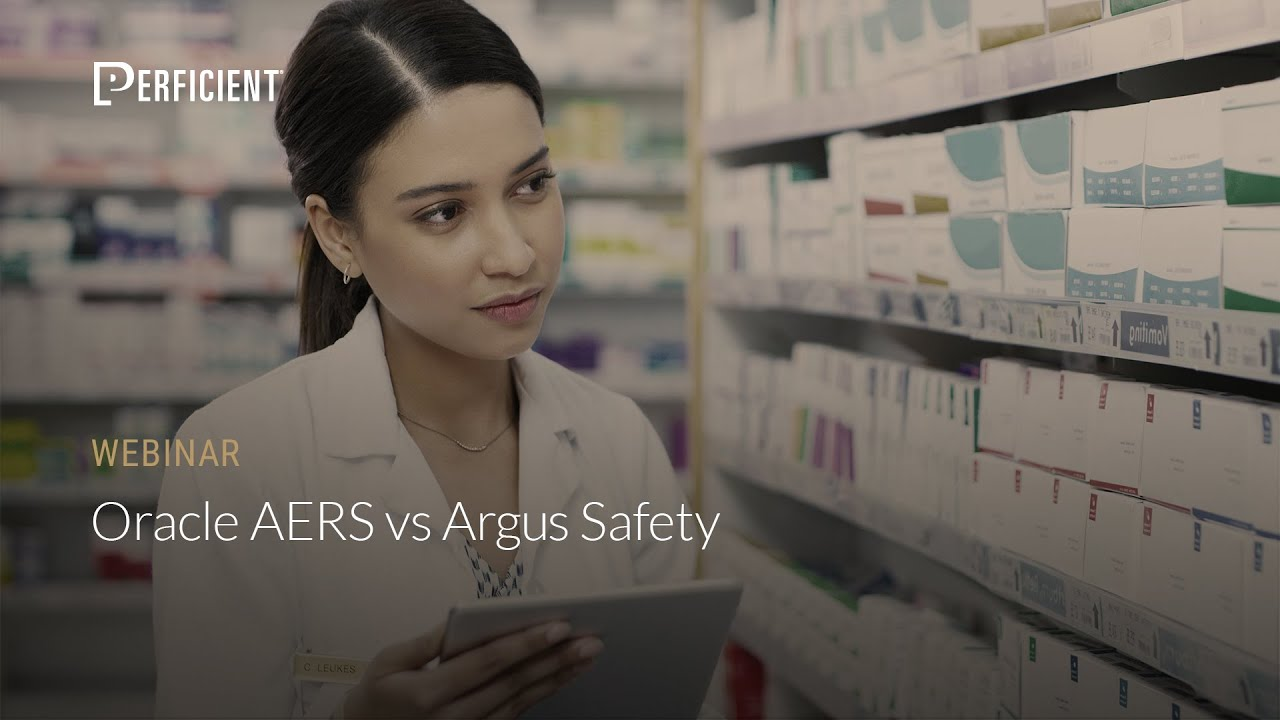 Oracle Aers Vs Argus Safety Youtube