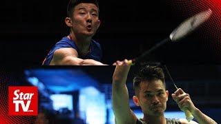 It's a repeat Malaysia Open final: Chen Long meets Lin Dan