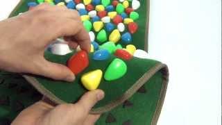 видео Коврик для массажа своими руками