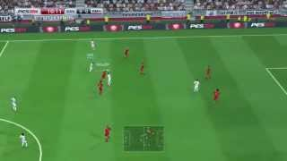 Pes 2014 E3 First Gameplay
