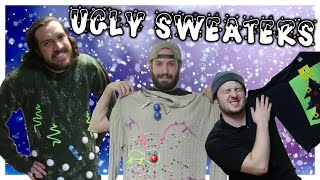 WIN OUR SWEATERS!!