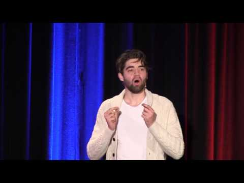 How debating pushed my limits and how it can push yours | Floris Holstege | TEDxYouth@HNLBilthoven