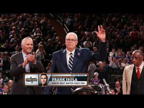 NY Daily News Sportswriter Frank Isola Reflects on Phil Jackson
