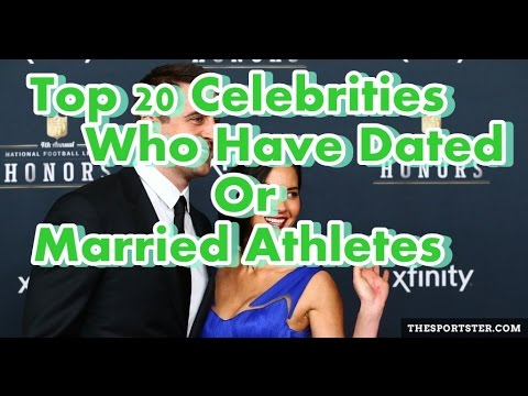Athletes Who Dated The Trashiest Celebrities