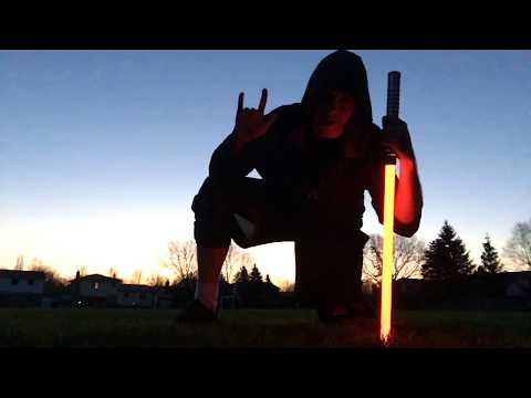 Light Saber Martial Arts Jedi Training