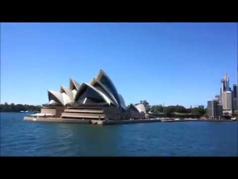 NTC Tour Sydney On Board Nike MV Epicure
