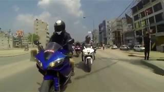 Superbikes Ride in Nepal -- Full