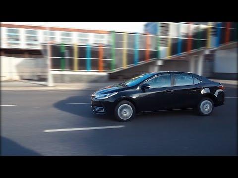 Toyota Corolla 2017 Тест драйв.Anton Avtoman.