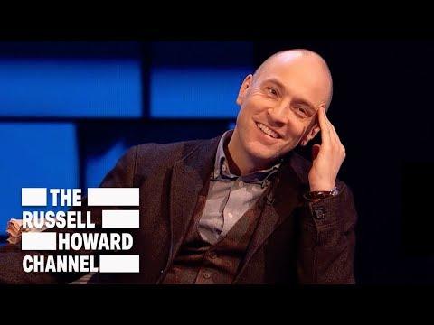 Russell Interviews Derren Brown   The Russell Howard Hour