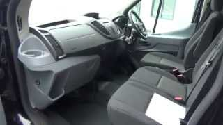 Ford Transit Factory 12 Seater Bus 2015 - www.teamhutchinsonford.com