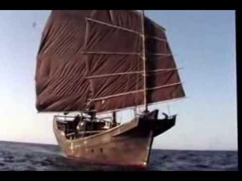 Precious Dragon - Hong Kong to London Voyage 1997