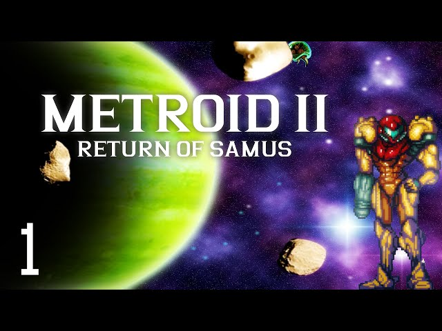 🎮 Metroid 2 (Remake) Ep. 1 | Gameplay FR