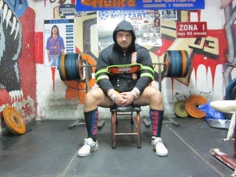 TERETANA Milan Smiljanic powerlifting Serbia 2013 by salepeta