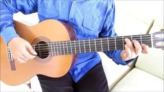 Belajar Kunci Gitar Ruth Sahanaya Kaulah Segalanya Intro