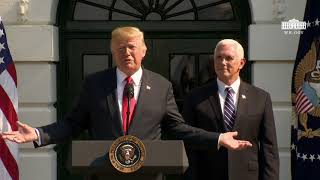 President Trump Delivers Remarks on the Economy