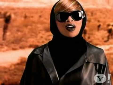 Mary J. Blige - Not Gon Cry Music Video
