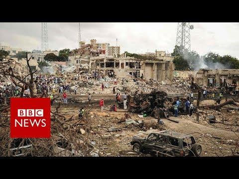 Somalia: At least 230 dead in Mogadishu blast - BBC News