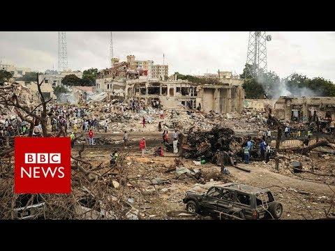 Somalia: At least 230 dead in Mogadishu blast – BBC News