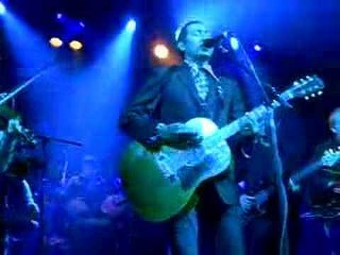 "Alejandro Escovedo ""Velvet Guitar"" NYC"
